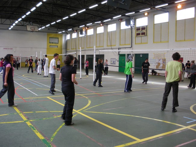 Tournoi de volley 1